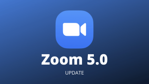 how to update zoom